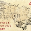 Oldtimers & car fun clubs friendly Kukuriku (Trg Lokvina)