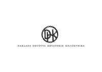 Logotip - Naklada drustva hrvatskih knjizevnika