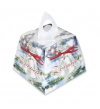 Produkt ambalaža za praline - prigodni Božićni program