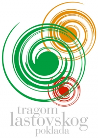 Logotip - Tragom lastovskog poklada