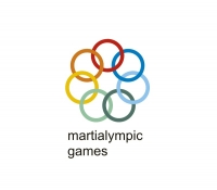 Logotip - Martialympic games