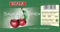 Etiketa  - Scala džem od višanja