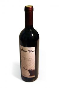 Etiketa - crno vino, OPG Damir Radica