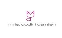 Logotip - Miris, dodir i osmijeh