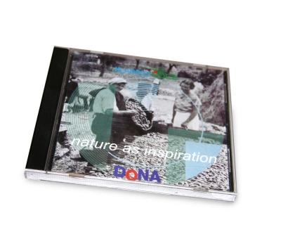 Omot za CD, prednja strana - Klariko voće