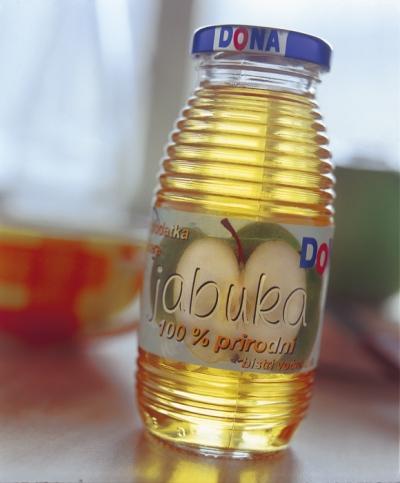 Bočica za prirodni sok od jabuke - DONA