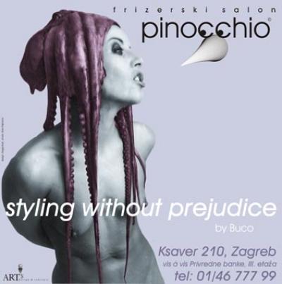 Plakat - Pinnochio