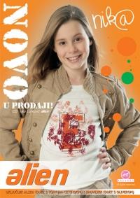 Plakat - Nika Turković