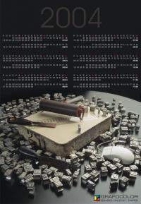 Kalendar - Grafocolor