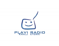Logotip - Plavi Radio