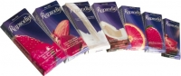 Linija punjenih mliječnih čokolada