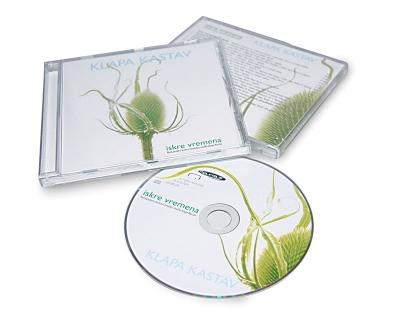 Omot za CD - Klapa Kastav