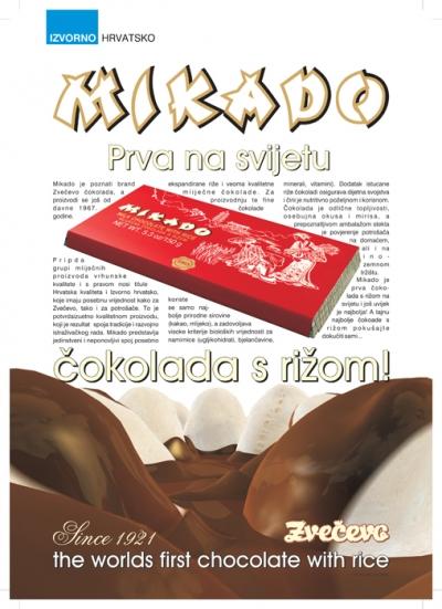 Oglas - Mikado