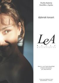 Plakat - Lea Bulić