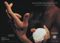 Programska knjižica za Kastafsko kulturno leto 2000. - razmotano