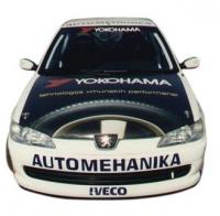 Dekor vozila, prednja strana - Automehanika