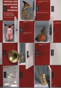 Festival hrvatske glazbe u Berlinu, digitalna ilustracija - Koncertna direkcija Zagreb