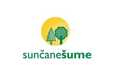 Logotip - Sunčane šume