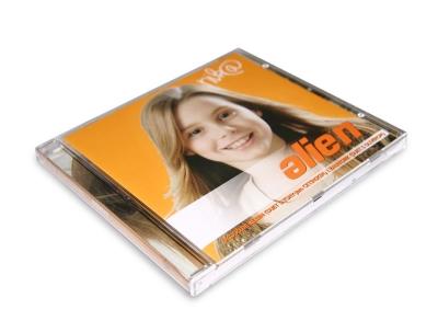 Omot za CD - Nika Turković