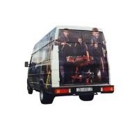 Dekor vozila, stražnja strana - Automehanika