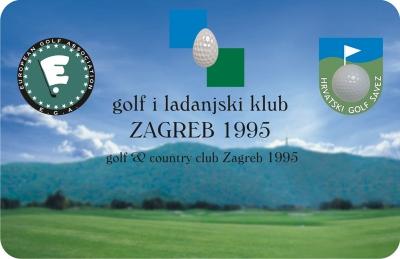 Članska iskaznica - Golf & Country Club