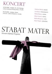 Plakat - Stabat Mater