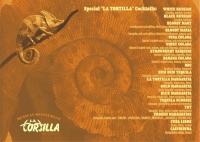 Podmetač za jelo - La Tortilla