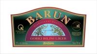 Prednja etiketa - Barun