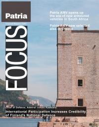 Naslovnica - Patria Focus