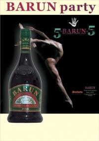 Univerzalni plakat za Barun, gorki biljni liker