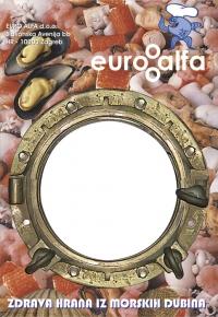 Ambalaža za zamrznutu hranu - Euroalfa
